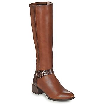 Παπούτσια Γυναίκα Μπότες για την πόλη Hispanitas ALPES Brown