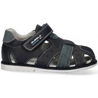 Παπούτσια Αγόρι Σπορ σανδάλια Bubble 54756 μπλέ