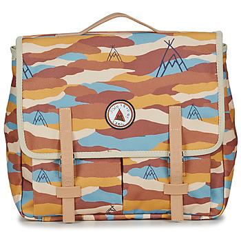Τσάντες Παιδί Σάκα Jojo Factory CARTABLE LARGE LAND Multicolour