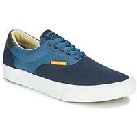 Παπούτσια Αγόρι Χαμηλά Sneakers Jack & Jones JR MORK CANVAS BLOCK Μπλέ