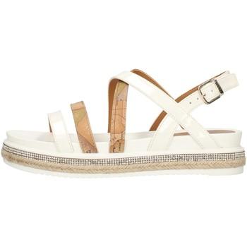 Παπούτσια Γυναίκα Σανδάλια / Πέδιλα Alviero Martini P3A2109041195 White