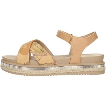 Παπούτσια Γυναίκα Σανδάλια / Πέδιλα Alviero Martini P3A2109030326 Beige
