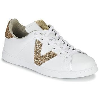 Παπούτσια Γυναίκα Χαμηλά Sneakers Victoria TRIBU Άσπρο