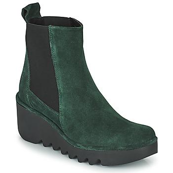 Παπούτσια Γυναίκα Μποτίνια Fly London BAGU Green