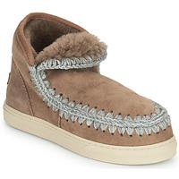 Παπούτσια Γυναίκα Μπότες Mou ESKIMO SNEAKER Brown