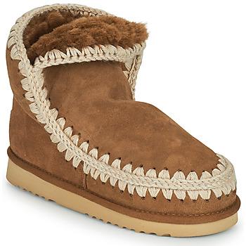 Παπούτσια Γυναίκα Μπότες Mou ESKIMO 18 Brown