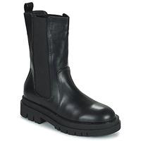 Παπούτσια Γυναίκα Μπότες Moony Mood PAULA Black