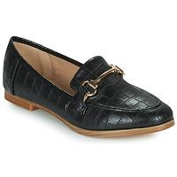 Παπούτσια Γυναίκα Μοκασσίνια Moony Mood PRIVA Black