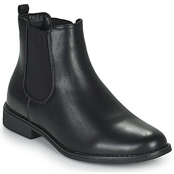 Παπούτσια Γυναίκα Μπότες Moony Mood PIRYL Black