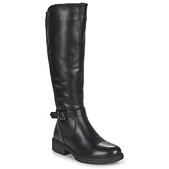 Παπούτσια Γυναίκα Μοκασσίνια Moony Mood PAULIN Black