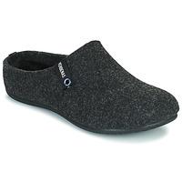 Παπούτσια Γυναίκα Παντόφλες Verbenas YORK Anthracite