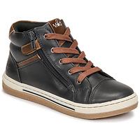 Παπούτσια Αγόρι Ψηλά Sneakers Mod'8 KYNATA Marine / Marron