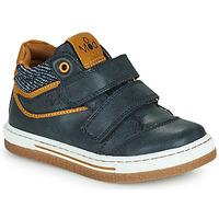 Παπούτσια Αγόρι Ψηλά Sneakers Mod'8 KYNATOL Marine / Moutarde