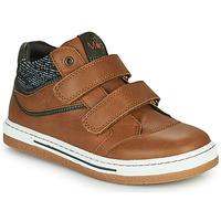 Παπούτσια Αγόρι Ψηλά Sneakers Mod'8 KYNATOL Cognac
