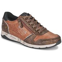 Παπούτσια Άνδρας Χαμηλά Sneakers Mustang BRICA Brown