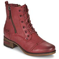 Παπούτσια Γυναίκα Μπότες Mustang 1229513 Red