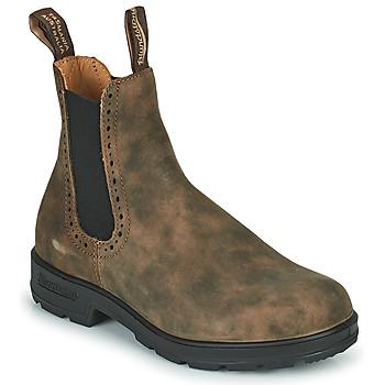 Παπούτσια Γυναίκα Μπότες Blundstone ORIGINAL HIGH TOP CHELSEA BOOTS 1351 Brown