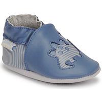 Παπούτσια Αγόρι Σοσονάκια μωρού Robeez DIFLYNO Μπλέ