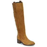 Παπούτσια Γυναίκα Μπότες για την πόλη Gabor 7167914 Cognac