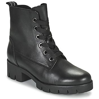 Παπούτσια Γυναίκα Μποτίνια Gabor 7171127 Black