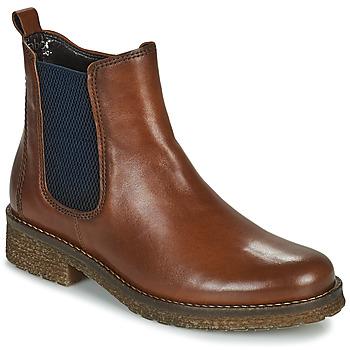 Παπούτσια Γυναίκα Μποτίνια Gabor 7270155 Brown