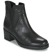 Παπούτσια Γυναίκα Μποτίνια Gabor 7280417 Black