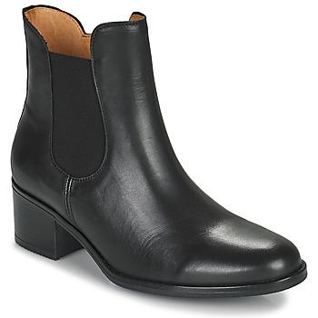 Παπούτσια Γυναίκα Μποτίνια Gabor 7165027 Black
