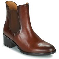 Παπούτσια Γυναίκα Μποτίνια Gabor 7165024 Brown