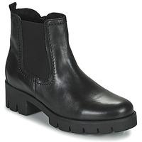 Παπούτσια Γυναίκα Μποτίνια Gabor 7171027 Black