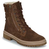 Παπούτσια Γυναίκα Μποτίνια Gabor 7177118 Brown