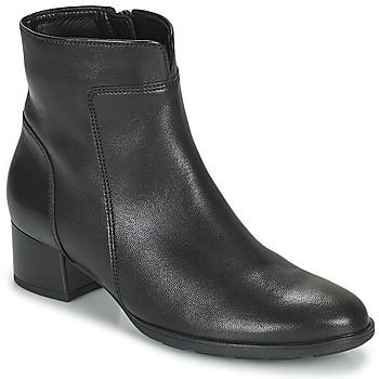 Παπούτσια Γυναίκα Μποτίνια Gabor 7551027 Black