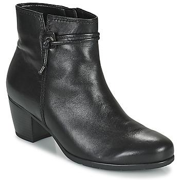 Παπούτσια Γυναίκα Μποτίνια Gabor 7552227 Black