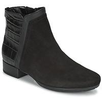 Παπούτσια Γυναίκα Μποτίνια Gabor 7271227 Black