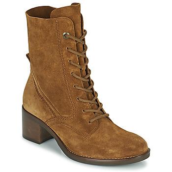 Παπούτσια Γυναίκα Μποτίνια Gabor 7167514 Cognac