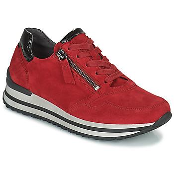 Παπούτσια Γυναίκα Χαμηλά Sneakers Gabor 7652868 Red