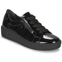 Παπούτσια Γυναίκα Χαμηλά Sneakers Gabor 7333497 Black