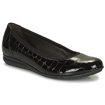 Παπούτσια Γυναίκα Μπαλαρίνες Gabor 7262087 Black