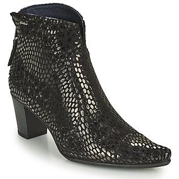 Παπούτσια Γυναίκα Μποτίνια Dorking DEISY Black