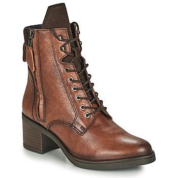 Παπούτσια Γυναίκα Μποτίνια Dorking ROX Brown