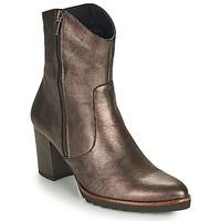 Παπούτσια Γυναίκα Μποτίνια Dorking THAIS Bronze