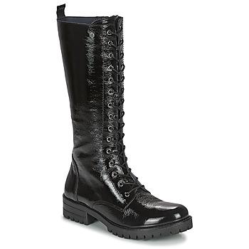 Παπούτσια Γυναίκα Μπότες για την πόλη Dorking WALKING Black