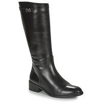 Παπούτσια Γυναίκα Μπότες για την πόλη Dorking MARA Black