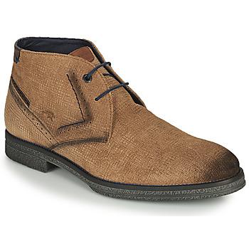 Παπούτσια Άνδρας Μπότες Fluchos GAMMA Brown