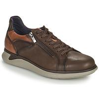 Παπούτσια Άνδρας Χαμηλά Sneakers Fluchos COOPER Brown