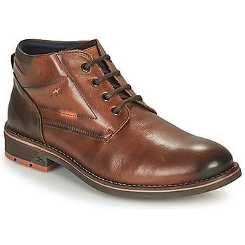 Παπούτσια Άνδρας Μπότες Fluchos TERRY Brown