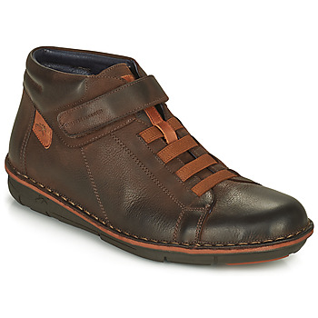 Ψηλά Sneakers Fluchos ALFA ΣΤΕΛΕΧΟΣ: Δέρμα & ΕΠΕΝΔΥΣΗ: Ύφασμα & ΕΣ. ΣΟΛΑ: Ύφασμα & ΕΞ. ΣΟΛΑ: Καουτσούκ