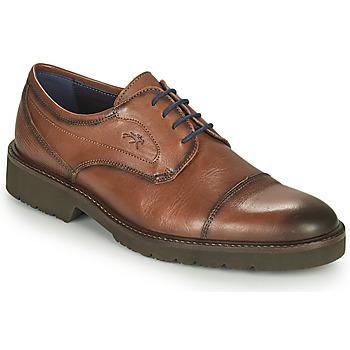 Παπούτσια Άνδρας Derby Fluchos CAVALIER Brown