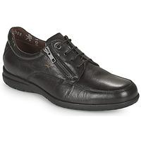 Παπούτσια Άνδρας Χαμηλά Sneakers Fluchos LUCA Black
