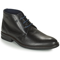 Παπούτσια Άνδρας Μπότες Fluchos OLIMPO Black