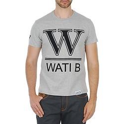 Υφασμάτινα Άνδρας T-shirt με κοντά μανίκια Wati B TEE Grey